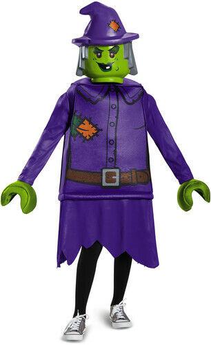 Child Size Medium, 7-8 LEGO Guy Witch Classic