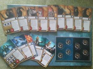 Warhammer-Underworlds-Shadespire-Nightvault-Zarbag-Eyes-Nine-Promo-Cards-Tokens