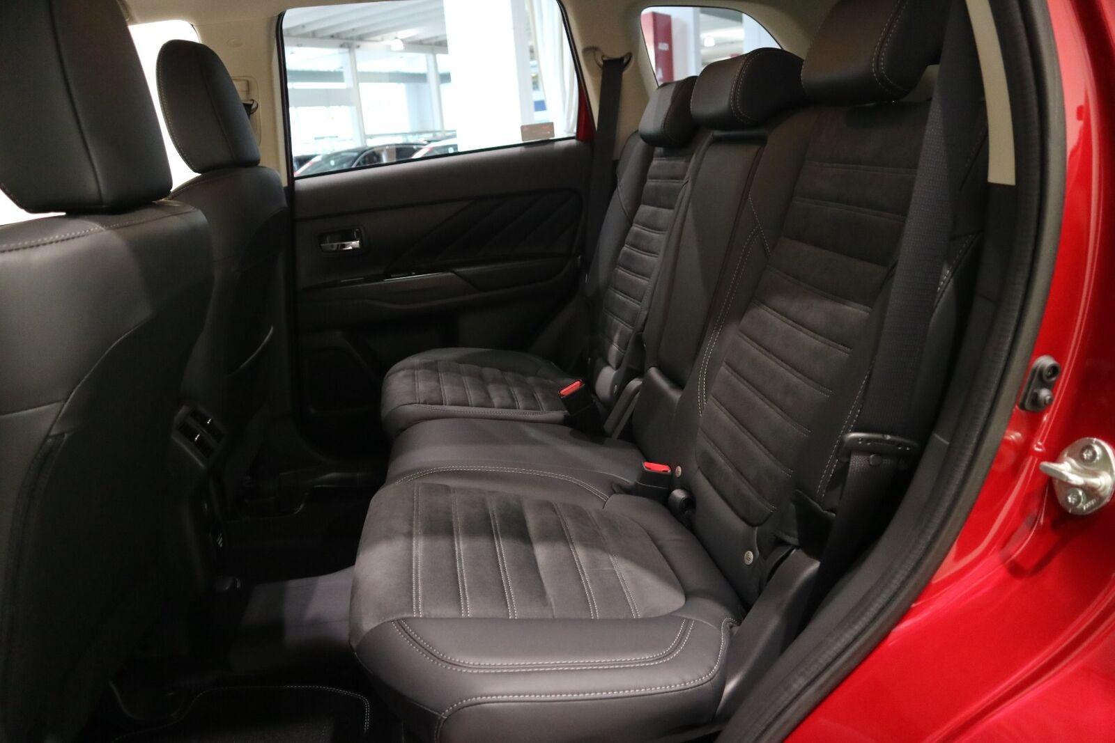 Mitsubishi Outlander 2,4 PHEV Intense CVT 4WD - billede 13