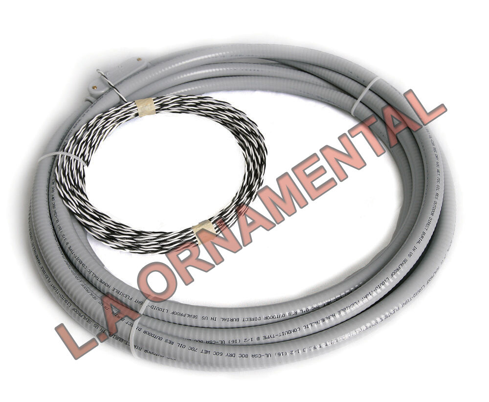 National Loop 4' x 10' Direct Burial Performed Loop Vehicle Detector Wire 50ft