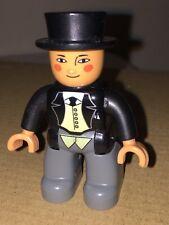 Sir Topham Hatt Thomas /& Friends Duplo Figure Mini Figure LEGO