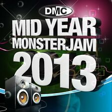 DMC Mid Year Monsterjam 2013 Hits Release Hits January-June Continuous Mix DJ CD