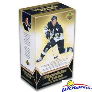 2005-06-UD-Hockey-Rookie-Class-Factory-Sealed-Box-Set-Sidney-Crosby-Ovechkin-RC