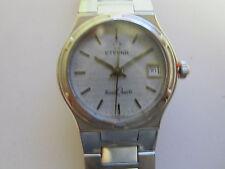 #328 ladys stainless steel ETERNA  date watch bracelet