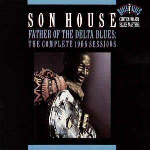 Father-Of-The-Delta-Blues-Com-Son-House-1992-CD-NEU-2-DISC-SET
