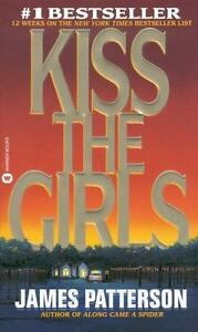 Kiss-the-Girls-Alex-Cross-James-Patterson-Hard-Back-New-Book-1995-1st-Edition