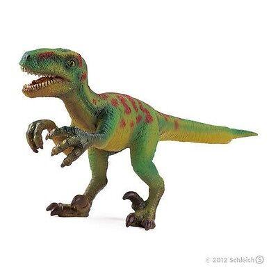 Figurine PVC Dinosaure Neuf Schleich Velociraptor