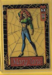 1994 MARVEL # 2 MARY JANE SUSPENDED ANIMATION