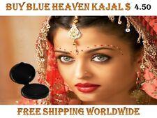 Blue 2Heaven Kajal Kejal kohl eyeliner Black NEW arab Natural Delux Pot freeship