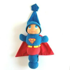 Veilleuse-Doudou-MOLTO-Gusy-Luz-DC-Super-Friends-Superman-28-cm