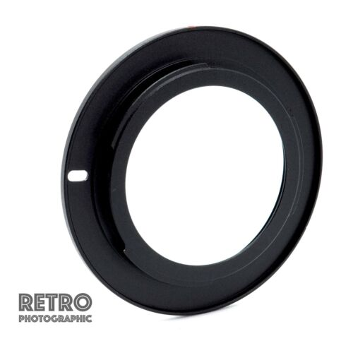 Tornillo M42-AI M42 lente Nikon AI F Ajuste Anillo Adaptador de montaje con brida-Reino Unido Stock