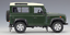Welly-1-24-Land-Rover-Defender-Diecast-Model-SUV-Car-Green-NEW-IN-BOX thumbnail 5
