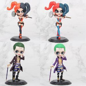 Suicide Squad Harley-Quinn Figure Toys Cake Decorate