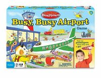 Richard Scarry Airport Game , New, Free Shipping