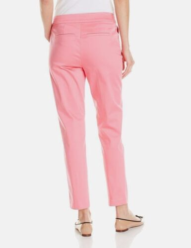 NEW NYDJ Not Your Daughters Jeans Coryanna Petal Pink Ankle pant 4 8 10 12 14 16