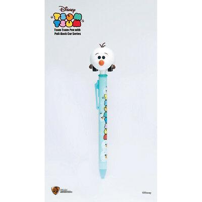 Disney Tsum Tsum pen with pull back car Stitch