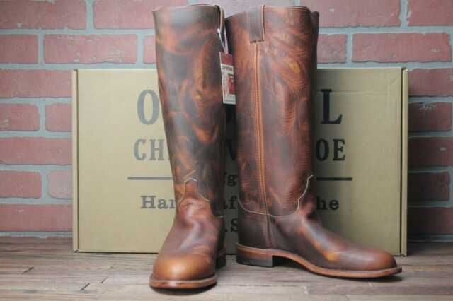 cd602aa4f8e Chippewa Women's Renegade Original Roper Boot Round Toe - 1901W62 Size 10 M