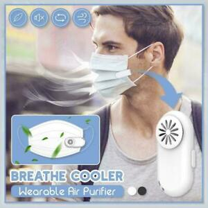 Breathe Cooler Wearable Air Purifier