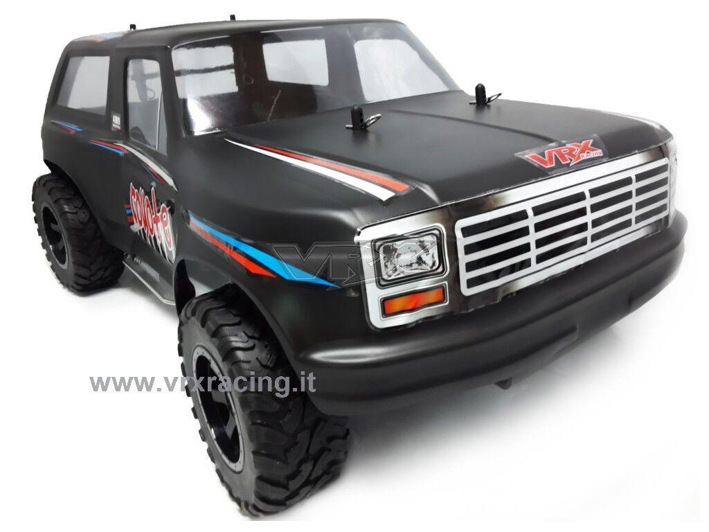 COYOTE 1 10 SUV OFF-ROAD ELETTRICO DOPPIO TELAIO METALLO E OMOCINETICI SERIE 4WD