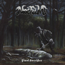 NOCTUM - Final Sacrifice (LIM.500*BLACK VINYL*OCCULT HEAVY METAL/DOOM*M.FATE)