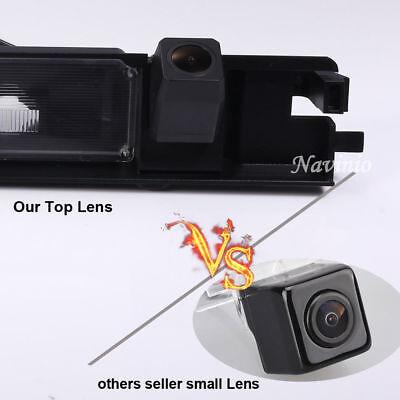 For Toyota Yaris Hatchback 2018-2020 LED CCD Car Rearview Backup Parking Camera