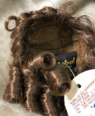 Joliette Wig By Global Doll Company Sizes 9-10,11-12 13-14