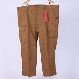 Levi-039-s-541-Athletic-Fit-Khaki-Plus-Herren-Hosen-W48-L30