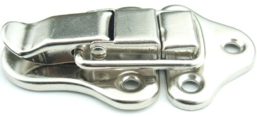 69 x 39 mm Schnappschloss Kofferverschluss Kistenverschluss Verschluss Schloss
