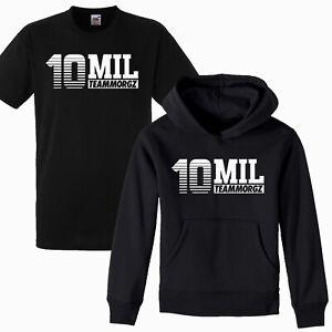 Kids-10-Mil-MGZ-Youtuber-Pullover-Hoodie-T-Shirt-Gaming-Gamer-Team-Morgz-Tee-Top