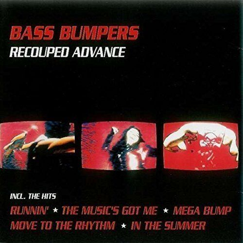 1 von 1 - Bass Bumpers Recouped advance (#zyx/dst30155) [CD]