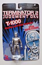 Toy Island Terminator 2 Judgment Day T-1000 Silver Cop 1995 MOC