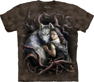 Wolf Soul Stokes Adult Mountain The Bond T Anne Shirt Unisex UMpVqGSLz