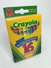 Crayola Crayons Box Of 16 Preferred By Teachers Crayons C310A