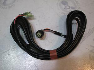 6e5-82553-10-00 yamaha outboard 23' trim sensor wire extension harness |  ebay  ebay