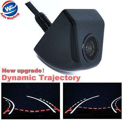 Devoted Hd Wired Rear Tailgate Dynamic Trajectory Rearview Car Camera Moving Guidelines Ebay Motors