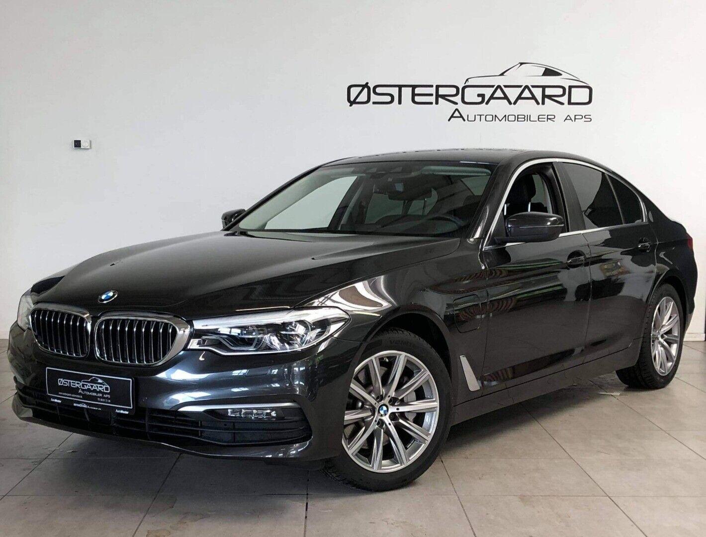 BMW 530e 2,0 iPerformance aut. 4d - 479.900 kr.