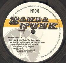TONY WALKER & Tony FREE - Samba Funk (Harlem Live Edit) - IMPERIAL