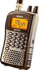 HANDHELD SCANNER UNIDEN AIRBAND BEARCAT RADIO UBC72XLT 100CH 25-512MHZ