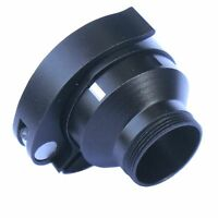 Smart Parts Ion Clamping Low Rise Feed Neck Feedneck - Black