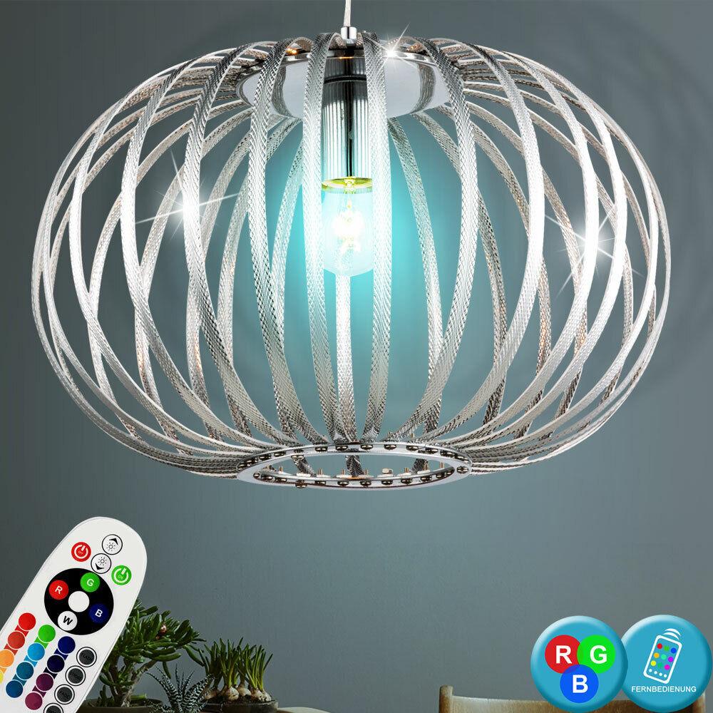 Lucy RGB LED Decken Wand Lampe Fernbedienung Flur Wohn Schlaf Zimmer Beleuchtung