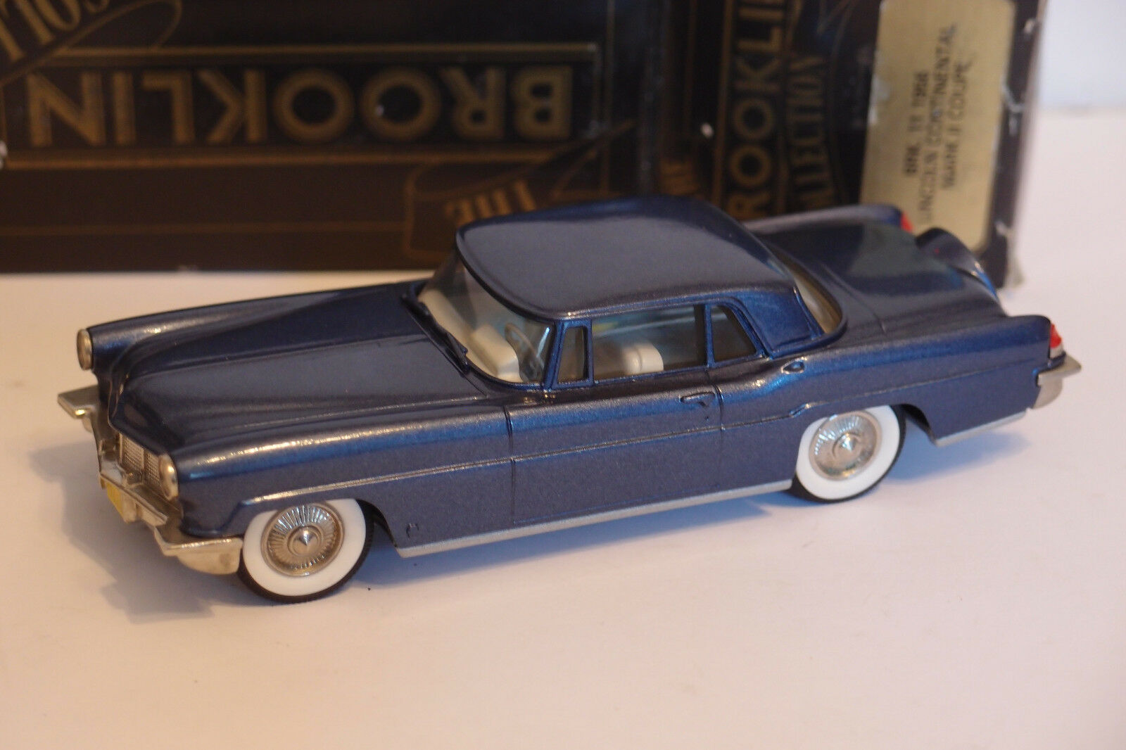 BROOKLIN BRK 11 1956 LINCOLN CONTINENTAL MARK II COUPE