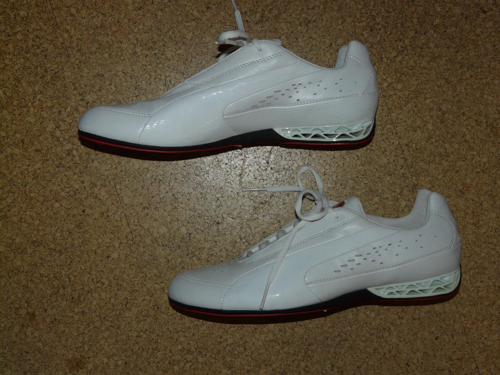 Tolle Puma Sneaker, weiß, Gr. 44,5, NEU