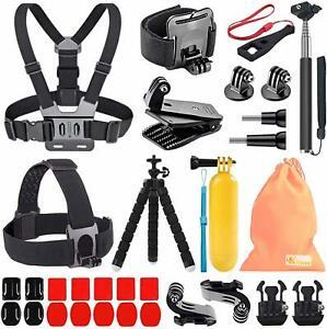 Camera Accessories Kit for GoPro Max Hero 9 8 Black Hero 7 Black 6 5 4 3+ 3 2