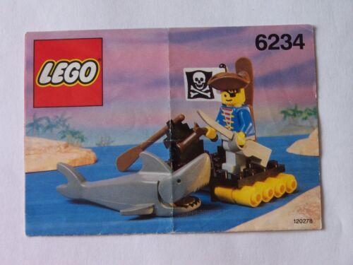 LEGO® Bauanleitung Instruction Nr 6234