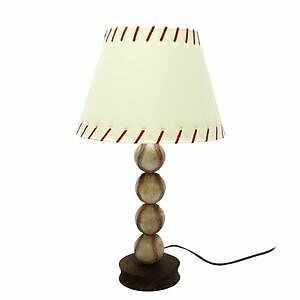 New dei baseball ball sports table lamp accent desk light free image is loading new dei baseball ball sports table lamp accent mozeypictures Images
