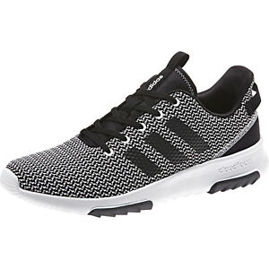 new style e50c2 3c40c Image is loading Adidas-Neo-Men-Shoes-Cloudfoam-Racer-TR-Running-