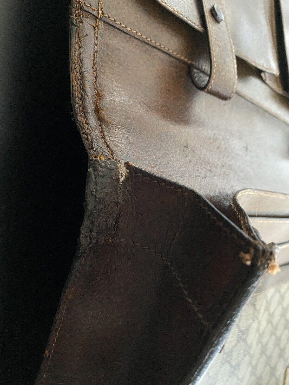 💼Vintage Authentic Gucci Briefcase: 1970s Collec… - image 11