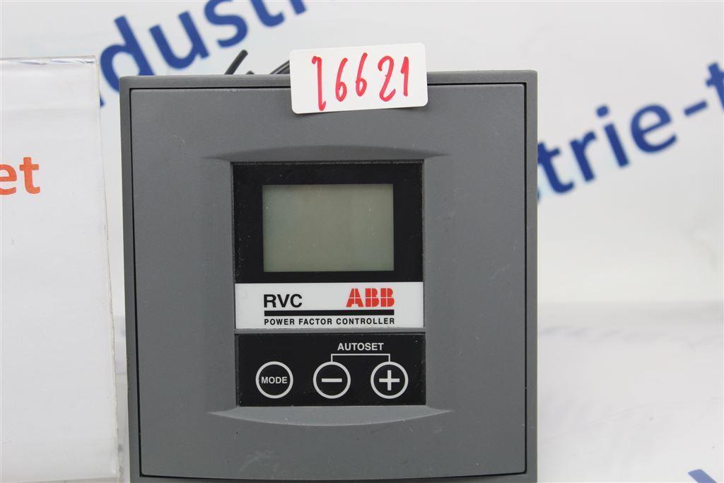 abb rvc power factor controller 2gca288097a0050 ebay rh ebay com