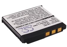 UK Battery for Sony Cyber-shot DSC-T7/S NP-FE1 3.7V RoHS