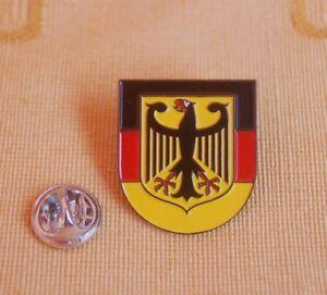 Deutschland-Adler-Wappen-Schild-Pin-Anstecker-Badge-Button-TOP